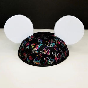 Disney Parks LED Light Up Mickey Mouse Ears Hat